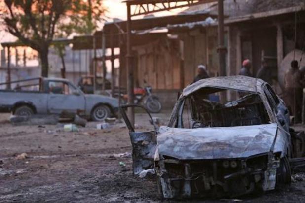 Minstens elf doden na autobom in noordoosten van Syrië