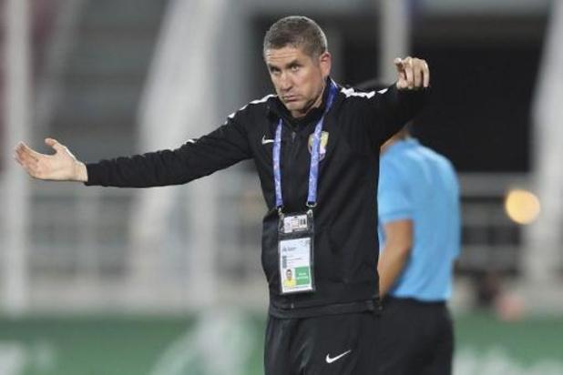 Juan Carlos Garrido neemt Wydad Casablanca onder zijn hoede