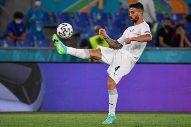 Euro 2020 - Leonardo Spinazzola désigné Homme du Match Turquie/Italie