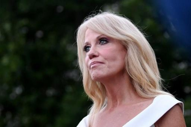 Coronavirus - L'ancienne conseillère de Trump Kellyanne Conway également positive au coronavirus