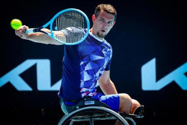 Australian Open - Joachim Gérard haalt eerste eindzege in enkelspel van grand slam