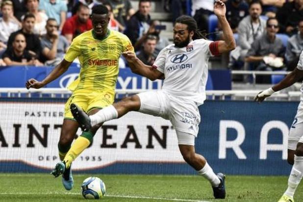 Belgen in het buitenland - Jason Denayer behoort door blessure niet tot kern van Lyon voor verplaatsing naar Leipzig