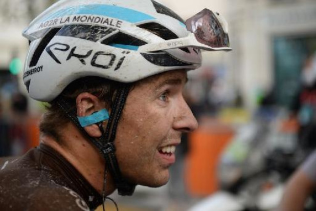 Cosnefroy houdt De Bie nipt van zege in Ronde van de Finistère