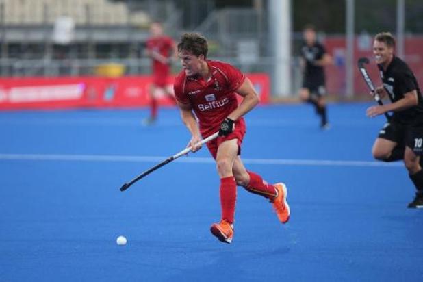 Les Red Lions dominent la Nouvelle-Zélande 6-2 dans une 1ère manche spectaculaire