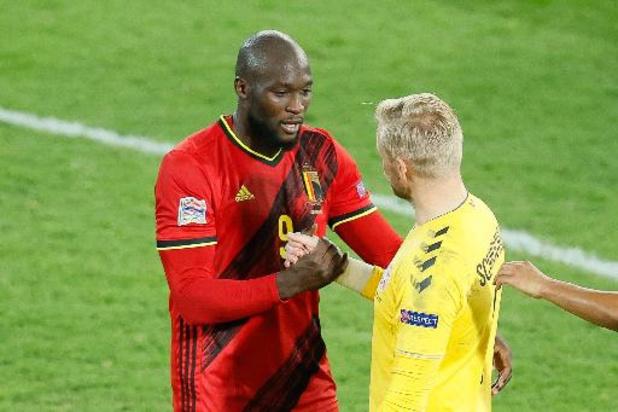 La Belgique en favorite du groupe B malgré deux matches en terrain hostile