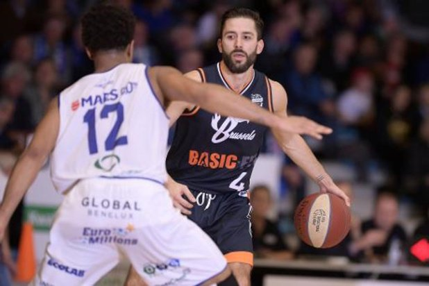 Euromillions Basket League: Mechelen pakt overwinning in Brussels