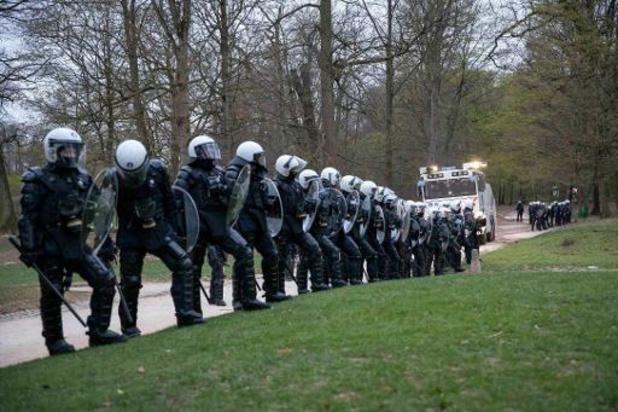 Politie en parket herinneren eraan dat 'La Boum 2' niet is toegelaten