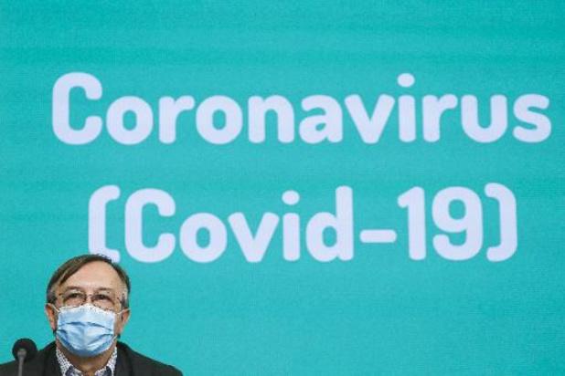 La conférence de presse sur les indicateurs de l'épidémie ramenée à une fois par semaine