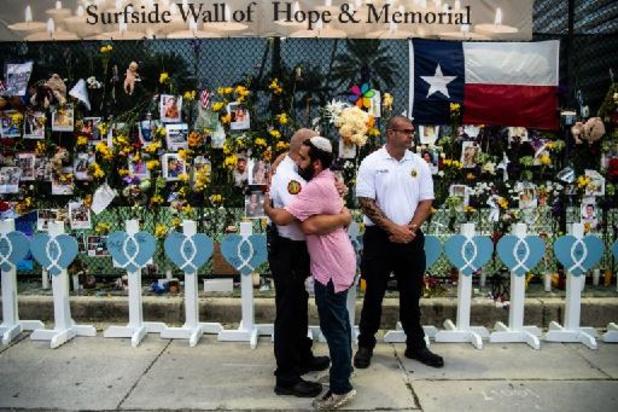 Un mémorial envisagé sur le site de l'immeuble effondré en Floride