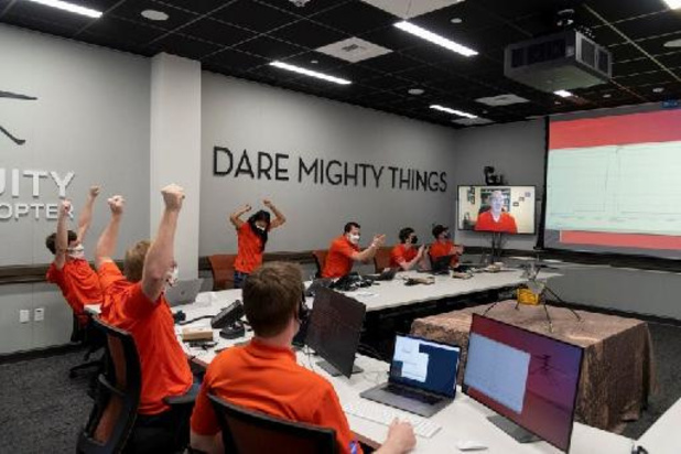 Sneller en verder: Ingenuity-helikopter op Mars voltooit derde vlucht