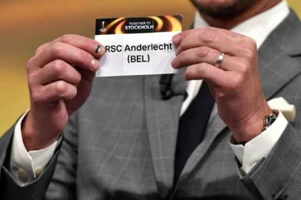 Anderlecht et La Gantoise fixés sur leur sort en cas de qualifications en Conference League