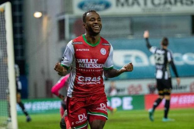 Croky Cup - Zulte Waregem zet Charleroi opzij en is halvefinalist
