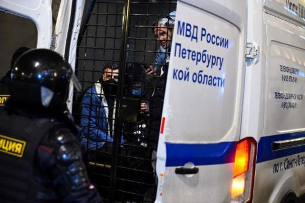 Rassemblements pro-Navalny: plus de 10.000 arrestations depuis le 23 janvier