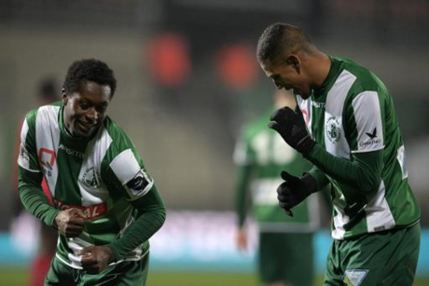 Lommel stuurt RWDM met 4-0 nederlaag naar huis