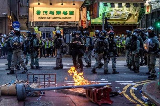 Eerste Hongkonger aangeklaagd onder omstreden Chinese veiligheidswet