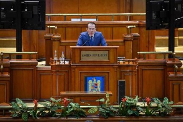 Liberale regering van Roemenië valt na motie van wantrouwen