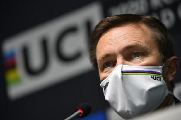 UCI stelt nieuw x-ray-toestel voor om motortjes uit koersfietsen te halen