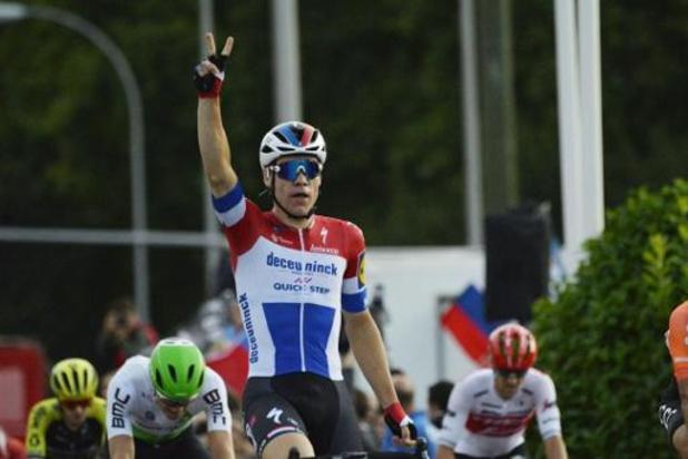 Tour de Valence: Fabio Jakobsen prend sa revanche sur Groenewegen, victoire finale pour Pogacar
