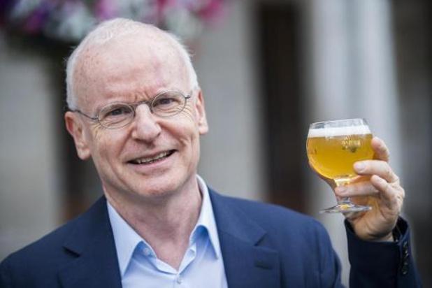 Avant la crise, la vente de bière était en hausse dans l'horeca, une première en 10 ans