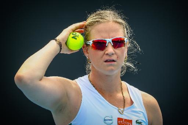 Wimbledon: Ysaline Bonaventure éliminée au 2e tour des qualifications