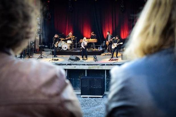Hooverphonic a fait 400 heureux à Namur