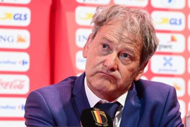 """Kwal. EK U21 2021 (m) - Jonge Duivels op rand van uitschakeling: """"Heb nog weinig hoop"""""""