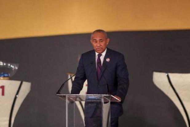 FIFA schorst sjoemelende voorzitter van Afrikaanse voetbalbond vijf jaar