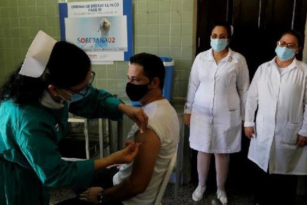Coronavirus - Cuba autorise d'urgence Soberana, son second vaccin