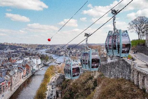 Verdir la ville: un parc urbain de 7000 m2 en plein centre-ville de Namur