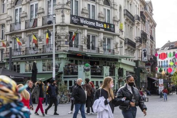Horeca: la Ville de Bruxelles précise les modalités de diffusion des matchs de l'Euro