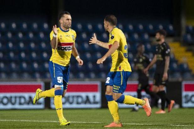 1B Pro League - Westerlo remporte le derby campinois face au Lierse