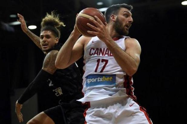 Ligue des Champions de basket - Sixième défaite pour les Giants d'Anvers
