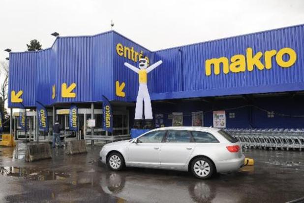 Winkels Machelen en Deurne gesloten door staking