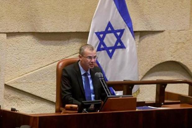 Anti-Netanyahu-coalitie zoekt zondag het vertrouwen