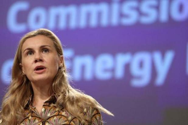 Europese Commissie bekijkt gezamenlijke aankoop gasvoorraden