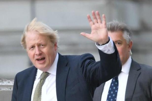 Brexit: Johnson et les chefs de l'UE feront le point sur les négociations le 15 juin