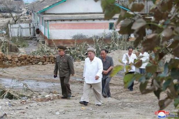 Corée du Nord: près de 60 ponts et quelque 2.000 habitations détruits par un typhon