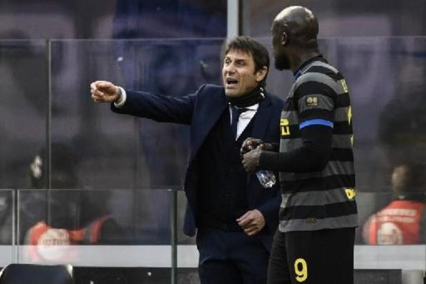 """Pour Antonio Conte, l'Italie peut mettre la Belgique """"en grandes difficultés"""""""