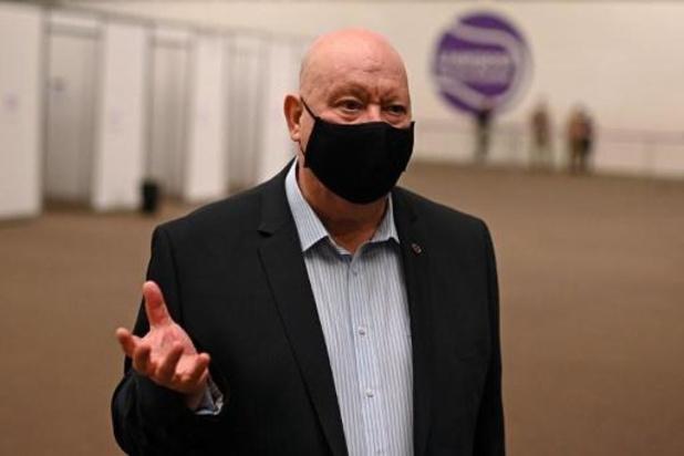 Burgemeester Liverpool geeft functie op na inverdenkingstelling