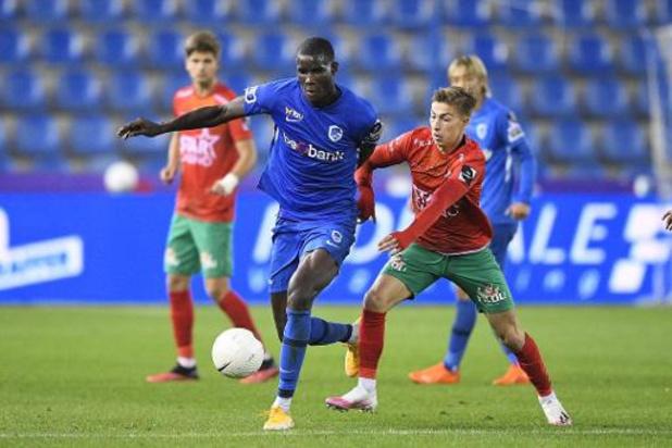 Jupiler Pro League - Partage 2-2 entre Genk et Ostende pour la première de Jess Thorup