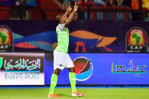 Premier League - Manchester United haalt op de valreep Nigeriaanse aanvaller Ighalo