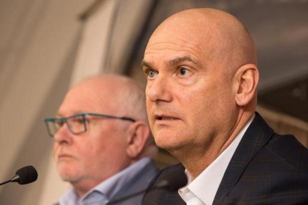 Enquête judiciaire sur le président du KV Ostende