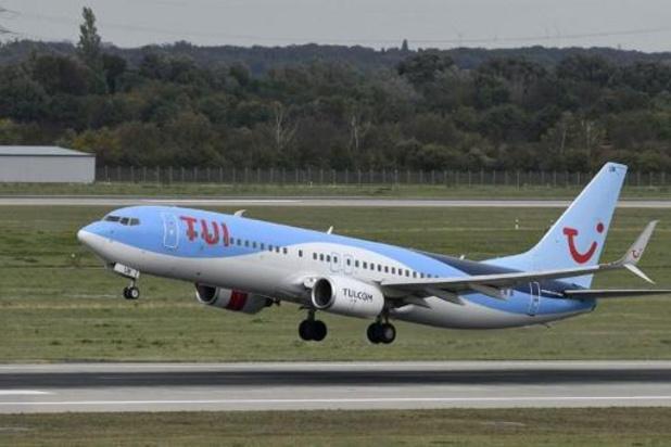 TUI va collaborer avec Brussels Airlines à partir de Noël