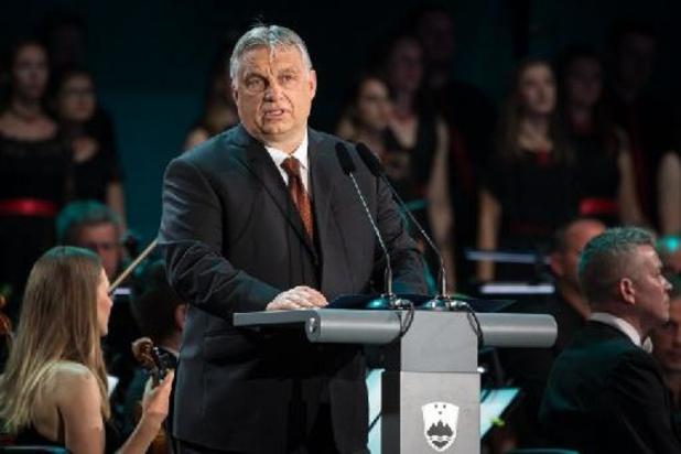 Hongrie: Viktor Orban convoque un référendum sur la loi anti-LGBTQI+