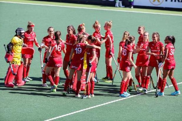 Les Red Panthers en demi-finales avec grande distinction