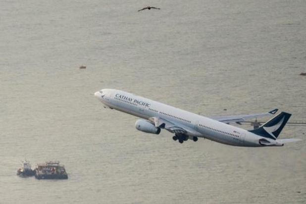 Coronavirus - Cathay Pacific bevestigt 5.900 banen te schrappen
