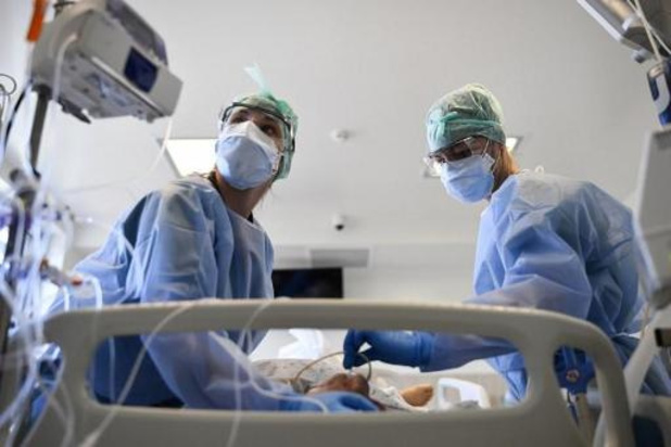 Minder dan 2.000 COVID-patiënten in de ziekenhuizen