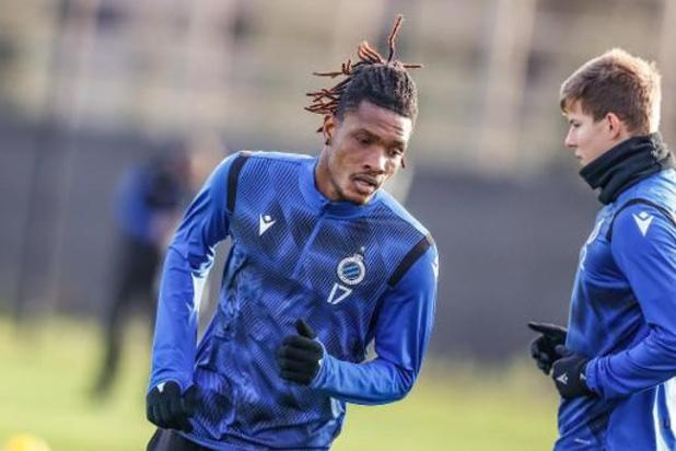 Alle Club Brugge-spelers testen negatief op coronavirus voor duel met Zenit