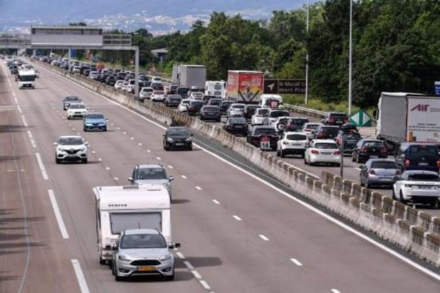 Bus met Vlaamse jongeren vat vuur in Frankrijk, geen gewonden