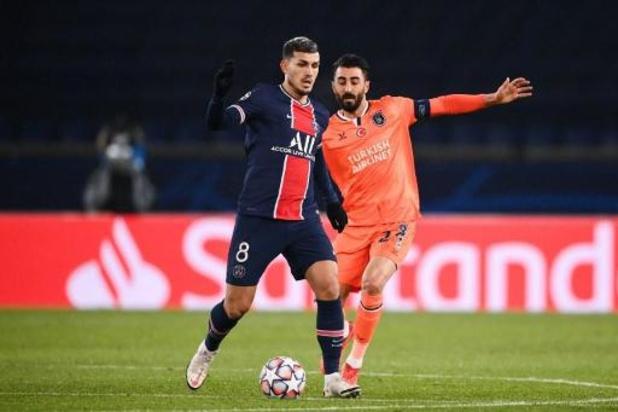 Match PSG-Basaksehir interrompu - Le match PSG-Basaksehir, interrompu à la 14e minute, reprendra mercredi